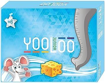 YOOLOO Junior - El Juego de Cartas para niños - También para ...