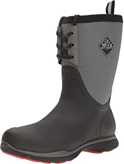 Amazon.com | Muck Boot Women's Arctic Lace Mid Snow | Snow Boots