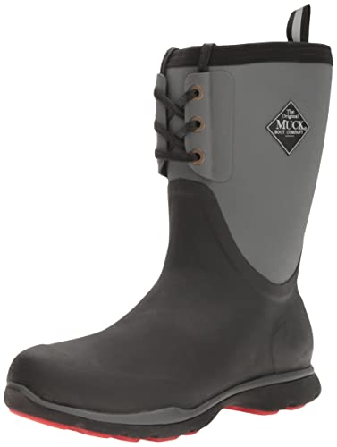 Amazon.com | Muck Boot Men's Arctic Excursion Lace Mid Snow | Snow ...