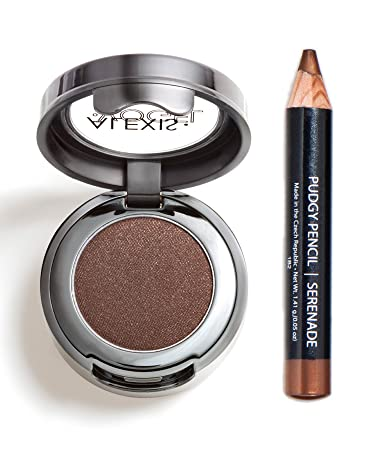 Amazon.com : Beautiful Bronze Eyeshadow and Pudgy Eyeliner Pencil ...