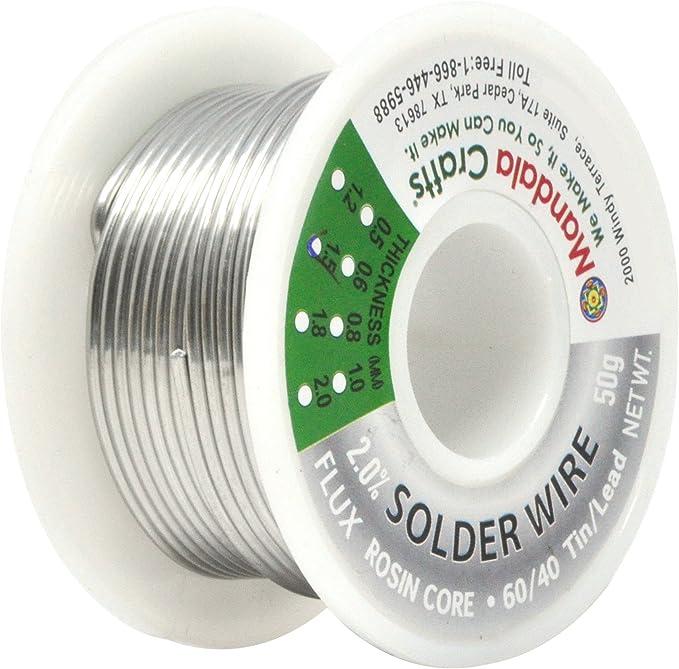 60//40 Tin Lead Rosin Core Solder Wire for Electrical Solderding Fine Solder Wire