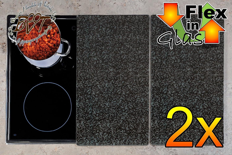 Compra Premium Cubiertas Juego de 2 piezas granitfarben ...