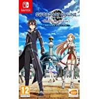 Sword Art Online: Hollow Realisation (Deluxe Edition) - Complete - Nintendo Switch