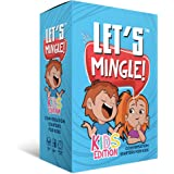 Conversation Cards | Let's Mingle Kids Card Game | Cognitive Behavioral Therapy CBT | Mindfulness Activities | Social Emotion