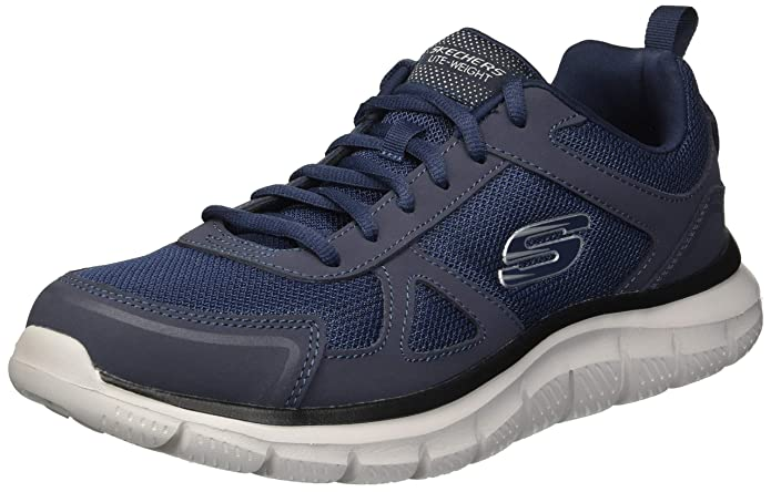 Skechers Track-Scloric Sneakers Herren Marineblau