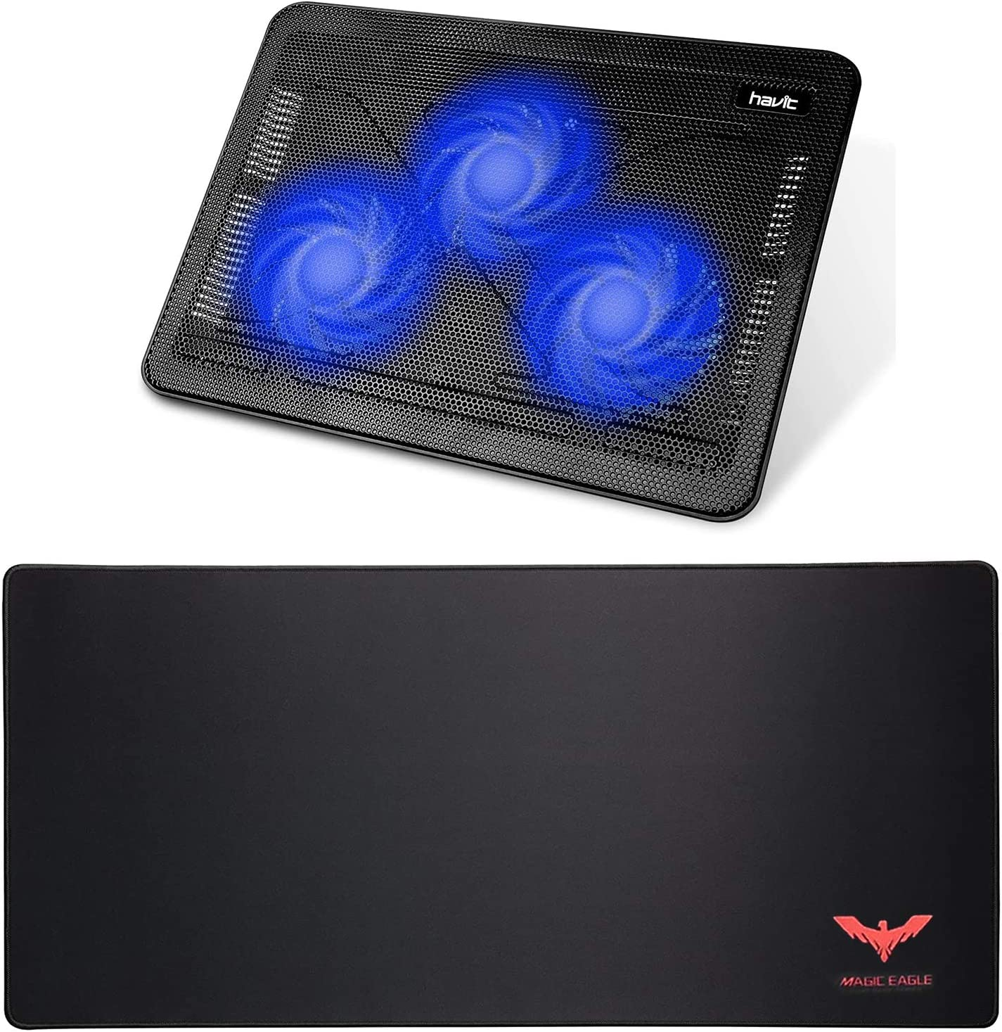 Havit Laptop Cooling Pad and Mouse Pad