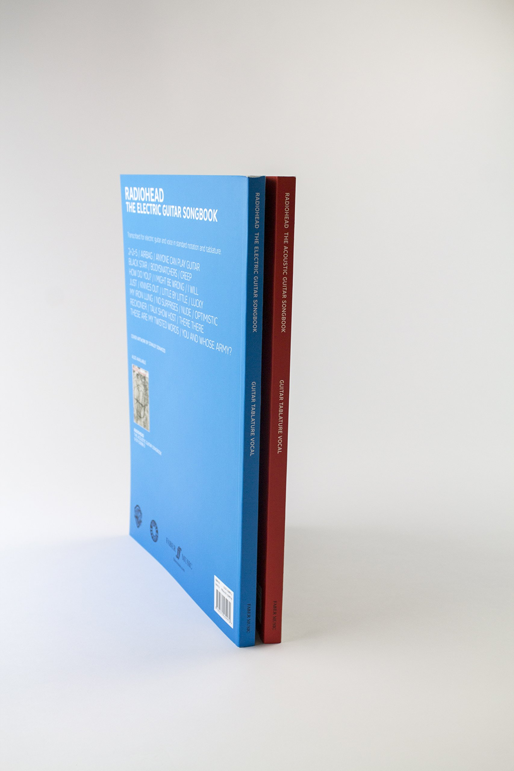 Amazon Radiohead The Electric Guitar Songbook 9780571539970