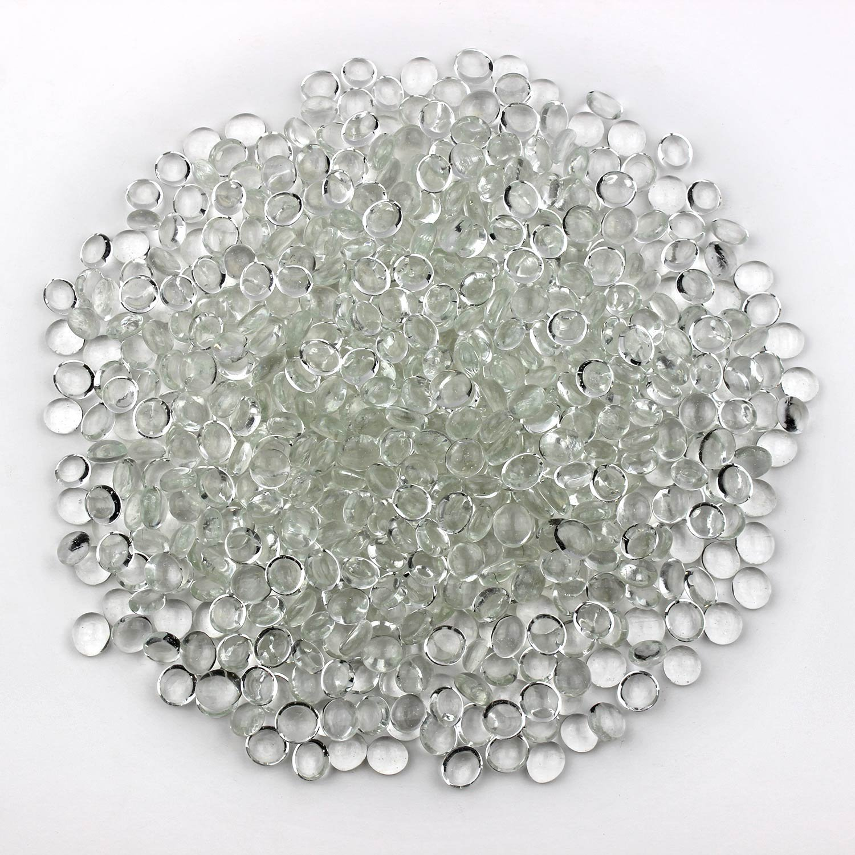 Gemnique Mini Glass Gems - Clear (48 oz.)