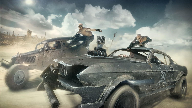 Mad Max [Importación alemana]: Amazon.es: Videojuegos