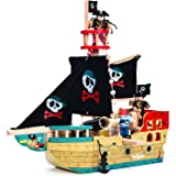 Le Toy Van TV341 Jolly Piratenschiff