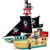 Le Toy Van TV341 El Pirata Jolly