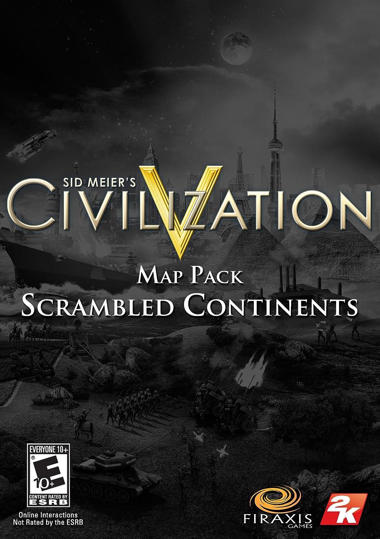 Amazon com: Sid Meier's Civilization V Map Pack: