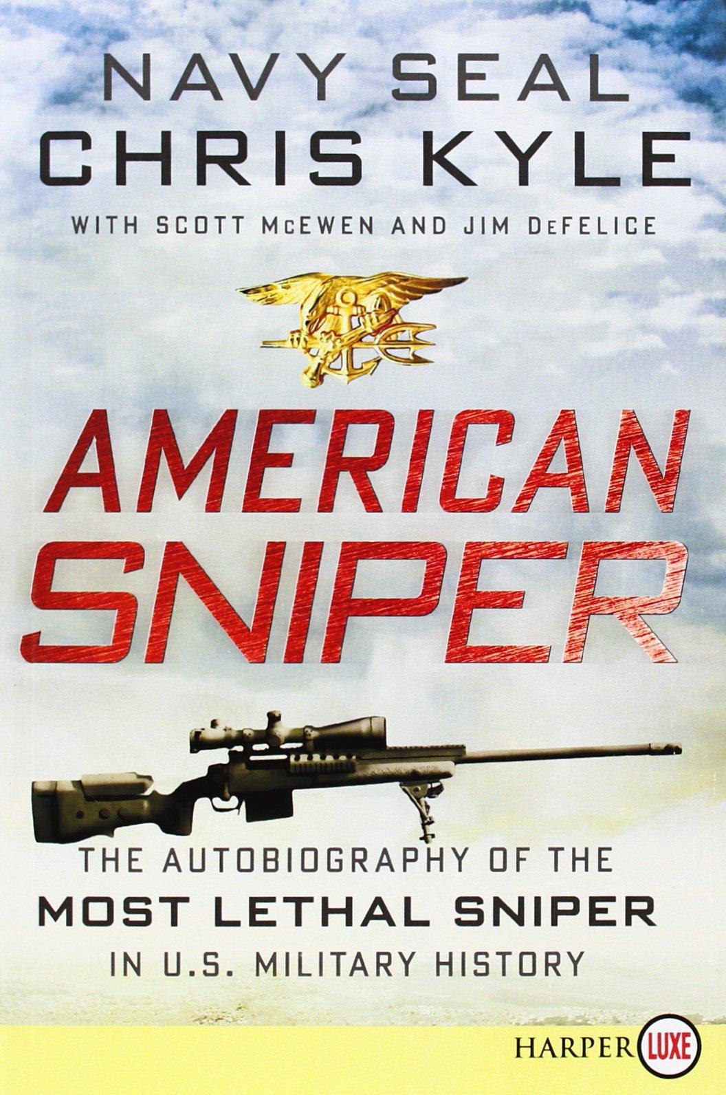 American Sniper LP ISBN-13 9780062107060