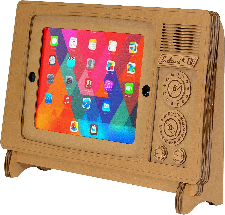 Safari TV, iPad Soporte de cartón Safari (Compatible con iPad, iPad Air, iPad Air 2): Amazon.es: Hogar