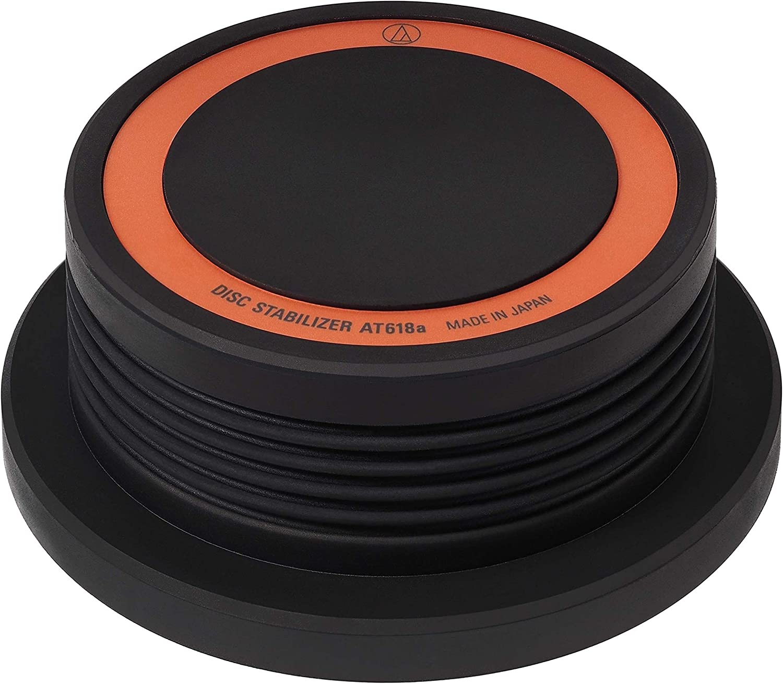 Amazon.com: Audio-Technica AT618a - Estabilizador de discos ...
