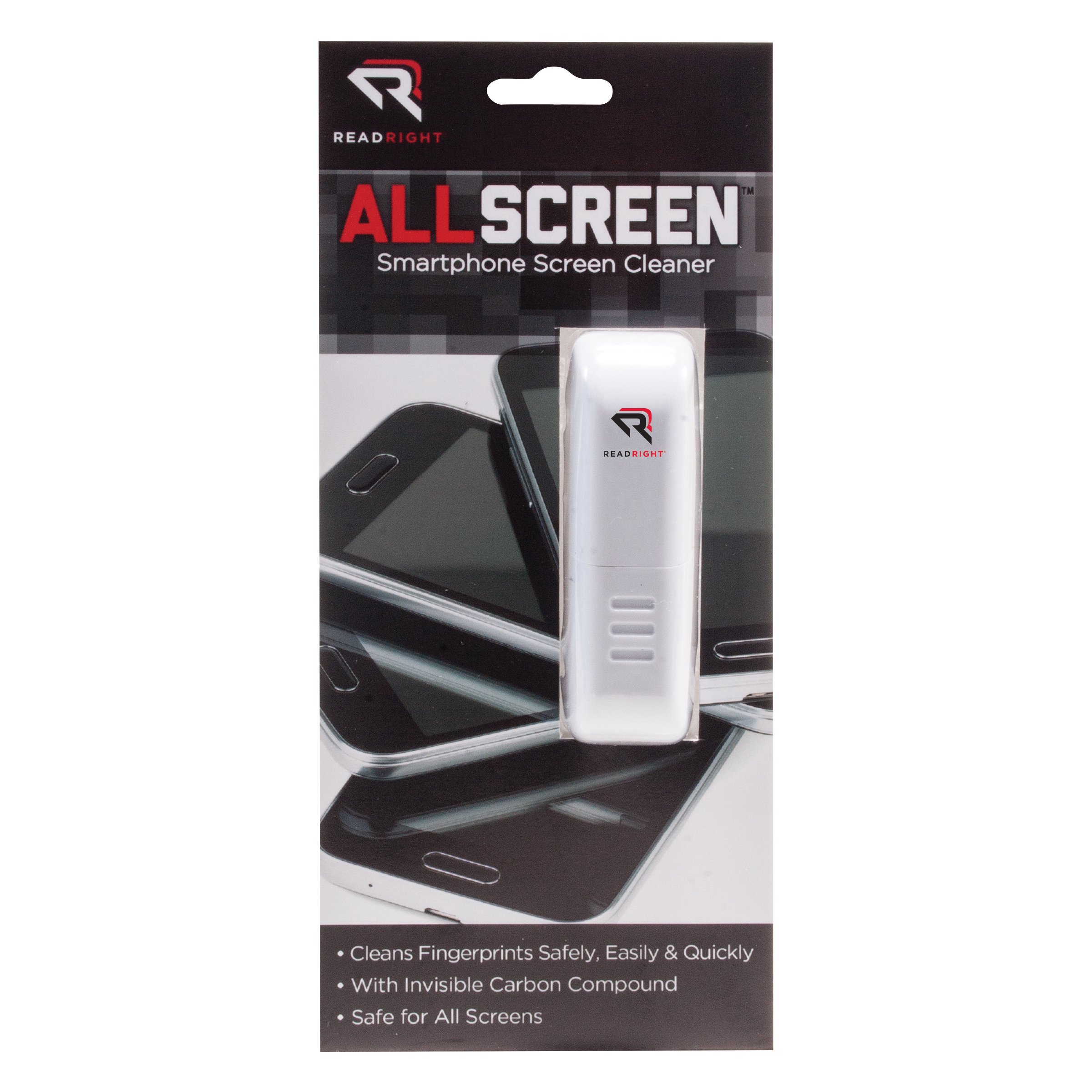 Read Right AllScreen Smartphone Screen Cleaner, 1 Each (RR15030)
