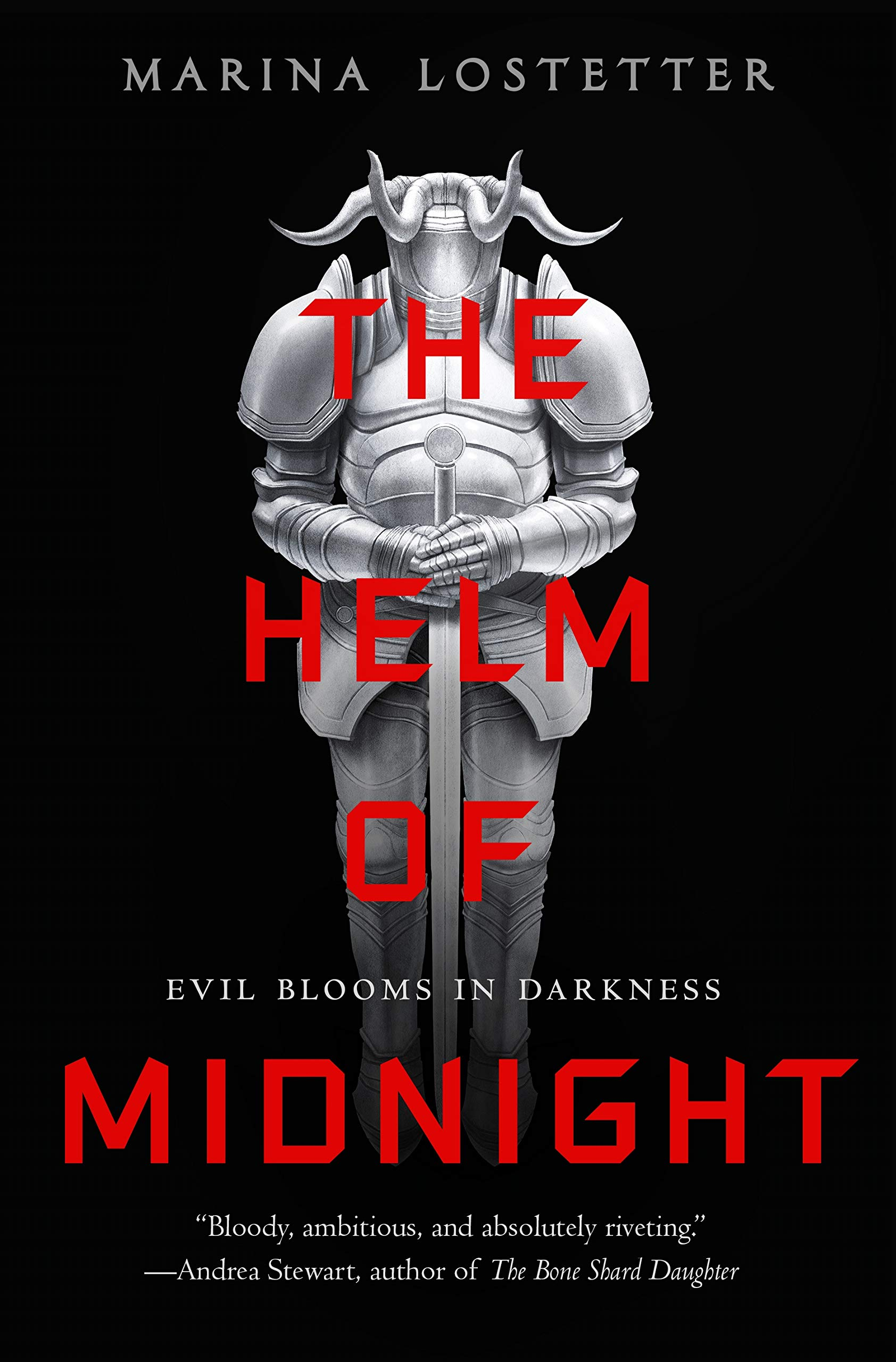 The Helm of Midnight (The Five Penalties, 1): Lostetter, Marina:  9781250757050: Amazon.com: Books