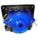 Simply Pumps PM600 Peristaltic Self Priming High Flow Heavy Duty Tubing Pump, 12V, DC, 90 GPH Maximum Flow Rate