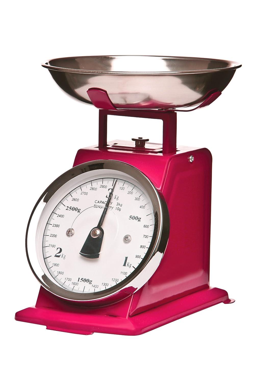 Retro Kitchen Scales Uk Premier Housewares 5 Kg Kitchen Scale Retro Style With Stainless
