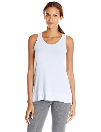 e667af64f01a8 Calvin Klein Performance Women s Mini-Waffle Texture Tunic Tank at Amazon  Women s Clothing store