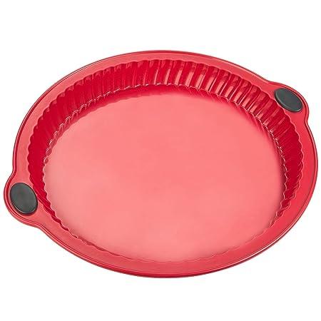 Levivo Molde de silicona para tartas, molde para tartas, molde de ...