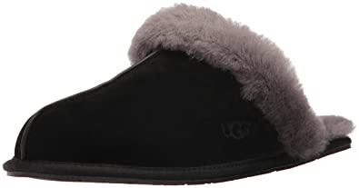 e2bd86a5e Ugg Australia Women s Scuffette Ii Slippers  Amazon.co.uk  Shoes   Bags