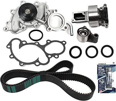 Timing Belt Kit Water Pump Fit 93-95 Toyota Pickup 4 Runner T100 3.0L SOHC 3VZE