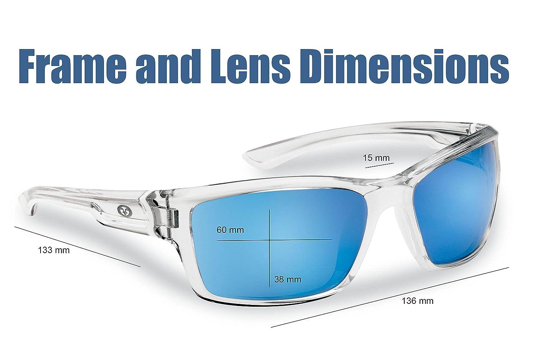 b561f6acd9 Amazon.com  Flying Fisherman Cove Polarized Sunglasses  Sports   Outdoors