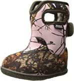 bogs 儿童婴儿迷彩雪地靴