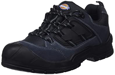 Dickies FA24/7S GYB 3 Everyday zapatos, ante y malla, 3 tamaño,