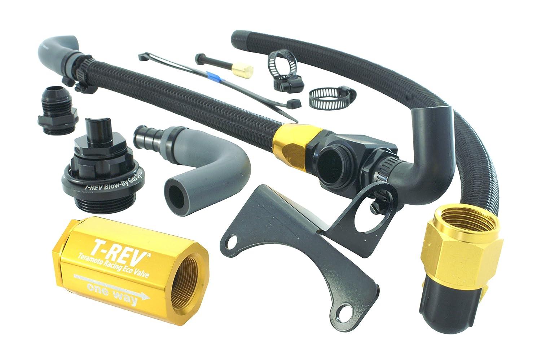 T-REV ZRX1200DAEG専用 SPフルキット ゴールド SP-4625   B01GX2H02O