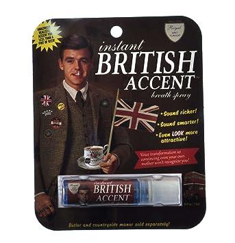Amazon blue q gag gift intant british accent breath spray blue q gag gift quotintant british accentquot negle Choice Image