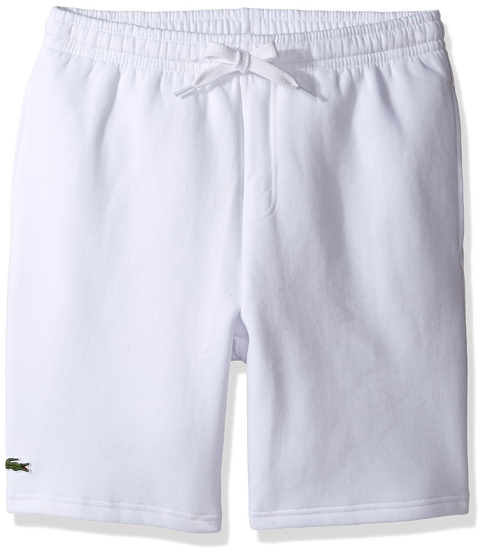 Lacoste Mens Sport Fleece Short