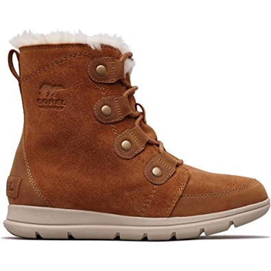 6eb49862adee9 Image Unavailable. Image not available for. Colour: Columbia Women's Sorel  Explorer Joan Snow Boots