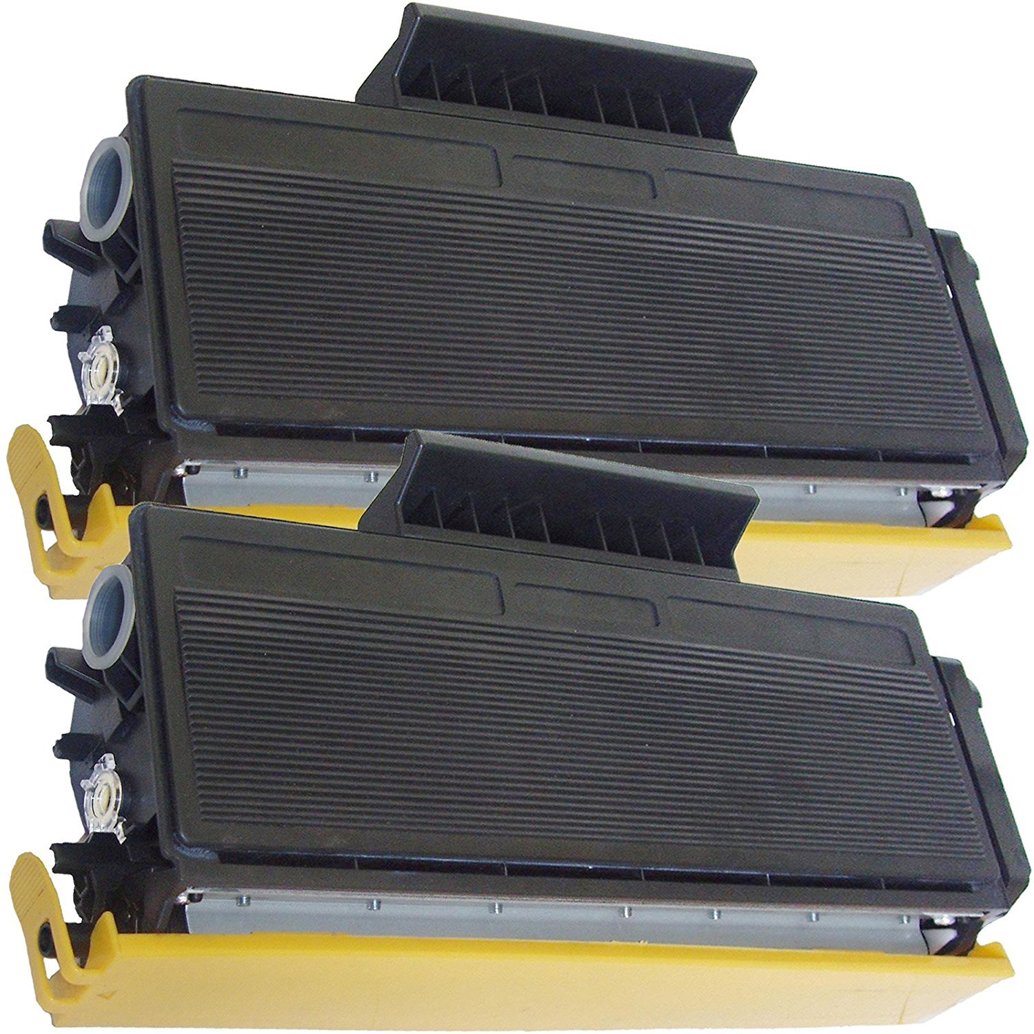 2 Pack - Compatible Black High Yield Toner Cartridge for TN-650 TN-580 (TN650, TN580) TN-620 TN-550 Works With Following Printer Models: Brother DCP-8050DN DCP-8080DN DCP-8085DN HL-5340D HL-5350DN HL-5350DNLT HL-5370 HL-5380DN MFC-8370 MFC-8480DN MFC-8680D