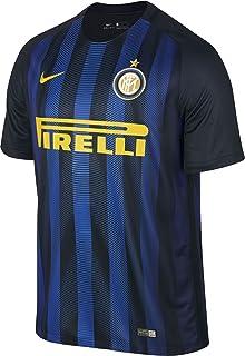 67dad747 Amazon.com : Nike Inter Milan 2015/2016 Home Stadium Soccer Jersey ...
