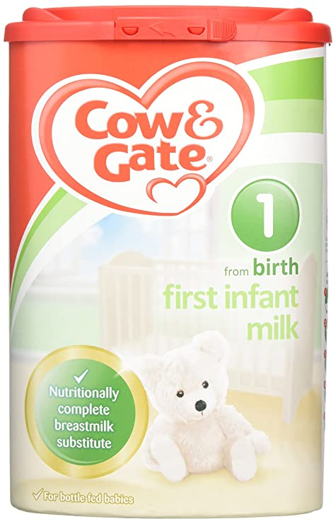 Cow Gate 1 First Infant Milk From Birth 900g Amazon Co Uk Prime