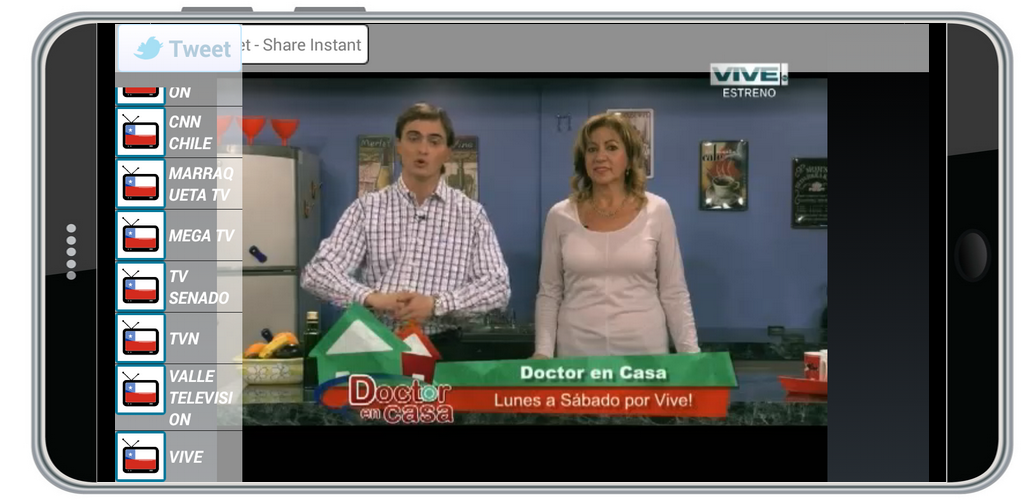 Chile TV Channels: Amazon.es: Appstore para Android