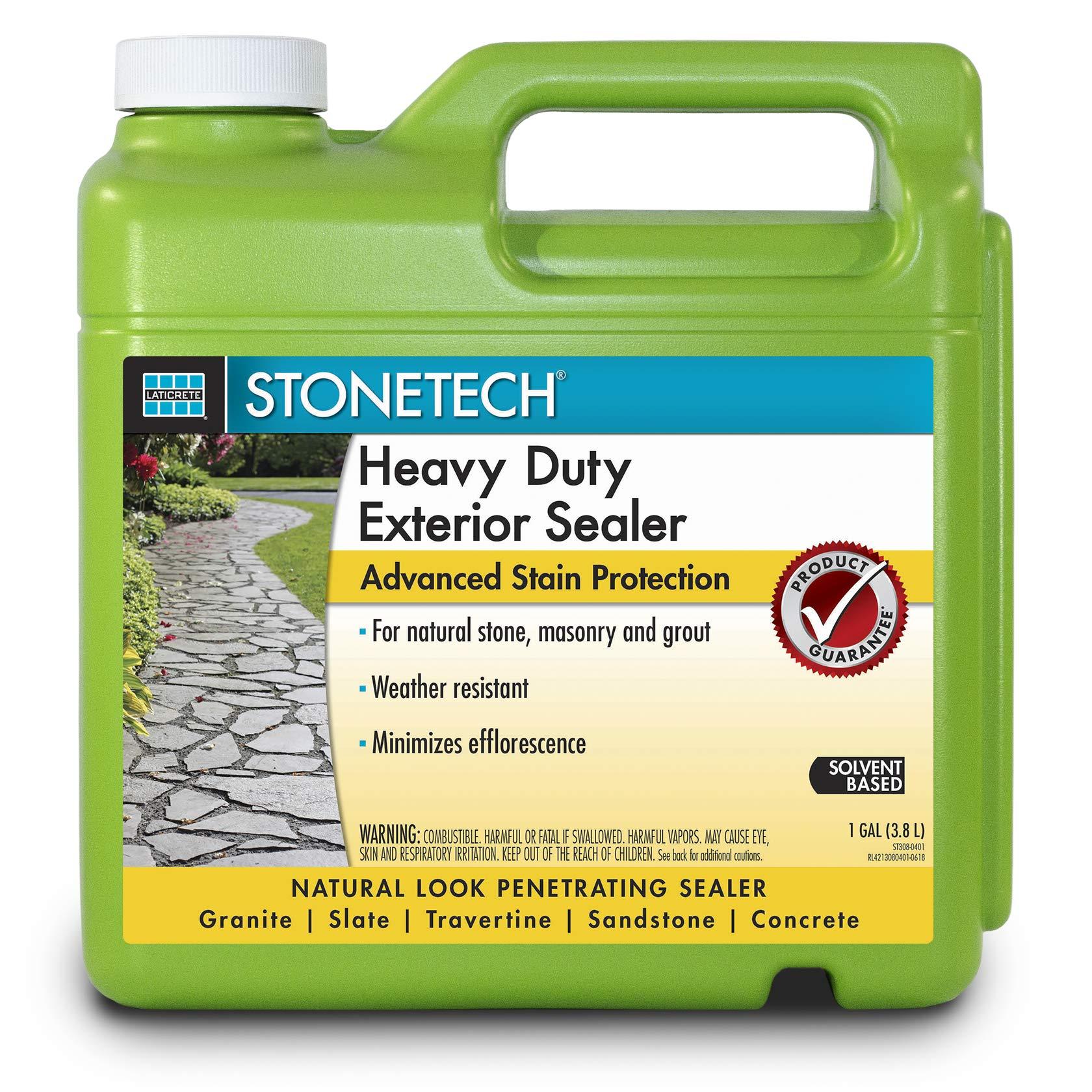 Lataicrete StoneTech Professional Solvent-Based Heavy Duty Exterior Sealer - 1 Gallon by StoneTech