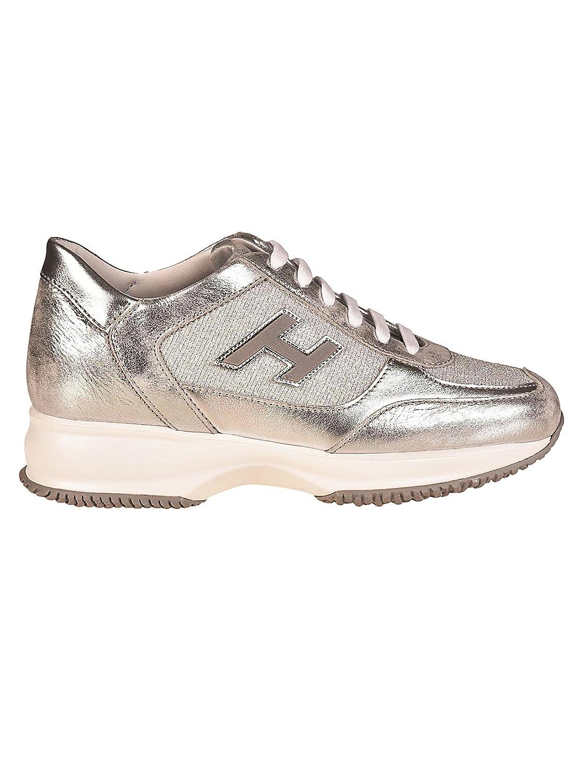 Hogan Sneakers Interactive HXW00N03242IG6B200 Argento Donna-