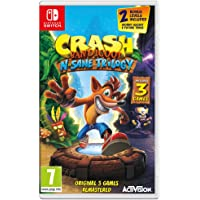 Crash Bandicoot N. Sane Trilogy Nintendo Switch by Activision (88199EN)