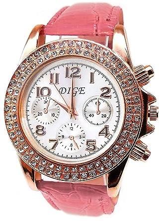 3be3bf1db20a [スワンユニオン] swanunion レディース腕時計 ウォッチ スタイリッシュ 薄ピンク[tvs220]swan01