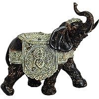 Wu - Statuetta a Forma di Elefante XL, Statua e Scultura con Elefante