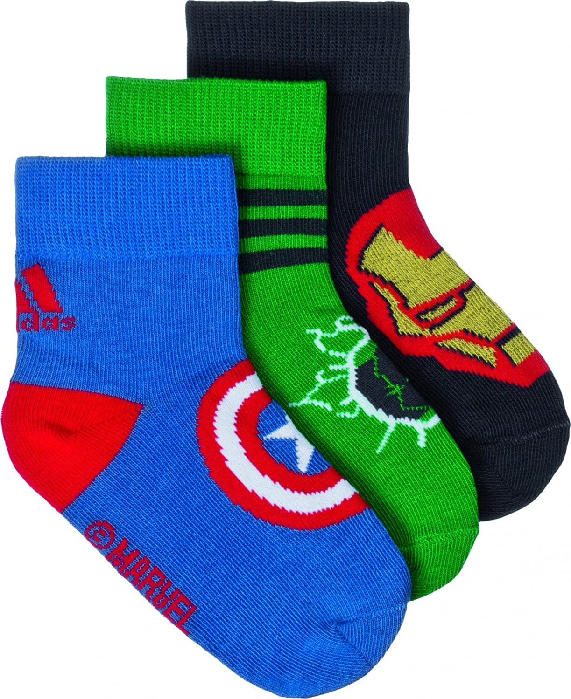 Adidas Spider Man calzini per bambini