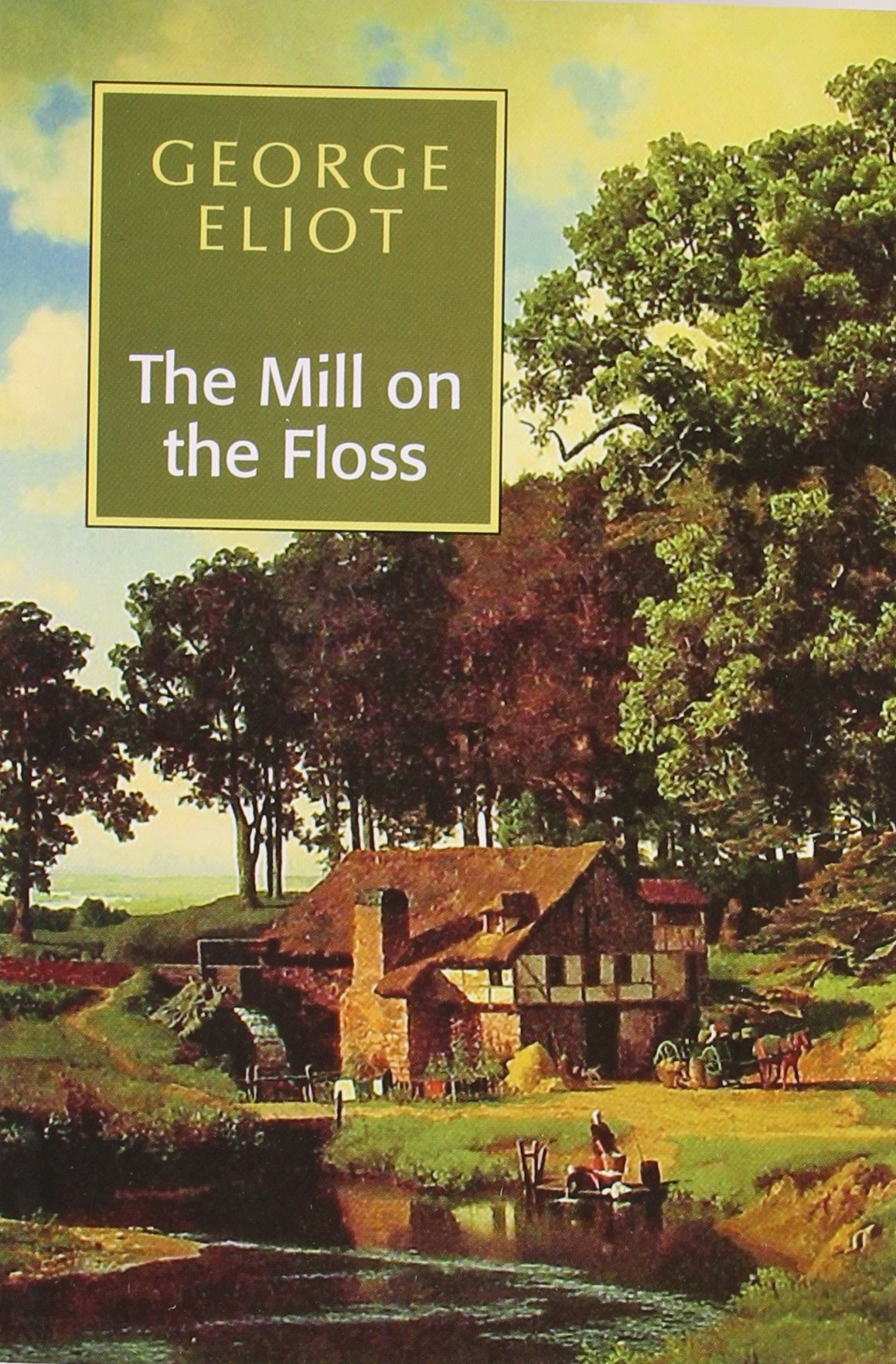 Image result for the mill on the floss book cover