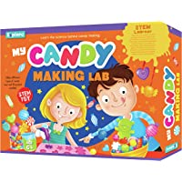 Explore.. | STEM Learner | My Candy Making Lab (Learning & Educational DIY Activity Toy Kit, for Ages 6+ of Boys and Girls)