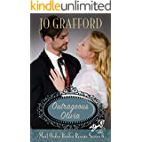 Outrageous Olivia (Mail Order Brides Rescue Series Book 6)