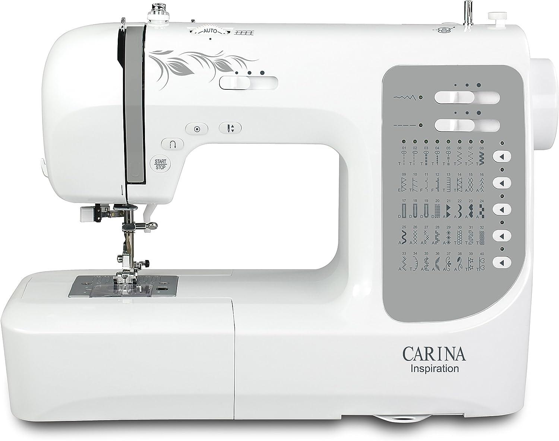 Carina Inspiration Máquina de Coser: Amazon.es: Hogar