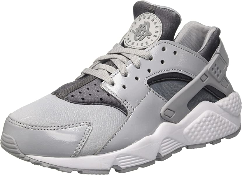 new arrival dbe1f 2aee0 Air Huarache Run, Women s Low-Top Sneakers, Grey (Wolf Grey Cool Grey-Black),  7.5 UK (42 EU)