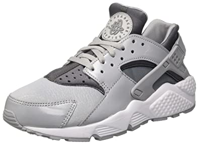 best loved 3383e bde33 Nike Women s Air Huarache Run Low-Top Sneakers, Grey (Wolf Grey Cool